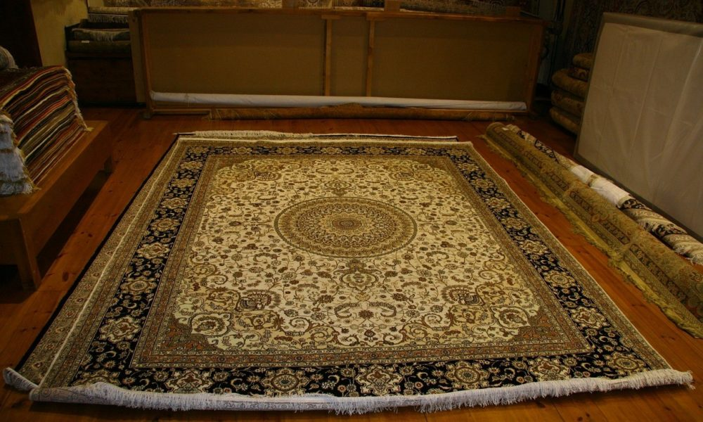 How to Keep Your Heirloom Rug in Perfect Condition