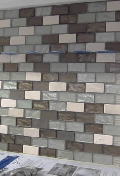 THE GLASS MOSAIC TILE: WHERE DO YOU BEGIN?