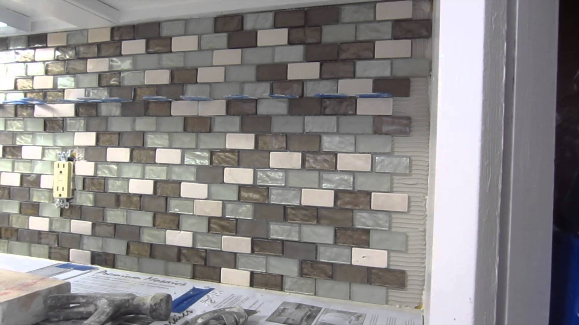 - THE GLASS MOSAIC TILE: WHERE DO YOU BEGIN? - Stylish Home Improvement