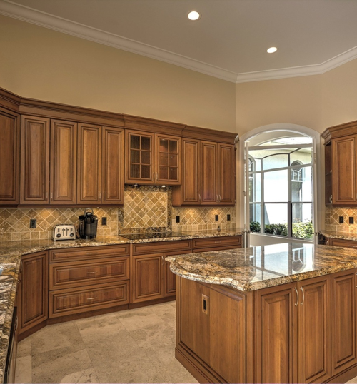 The Top Four Benefits You Could Get from a Granite Worktop