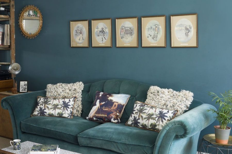 How to Successfully Merge Vintage Furnishings with Other Design Styles