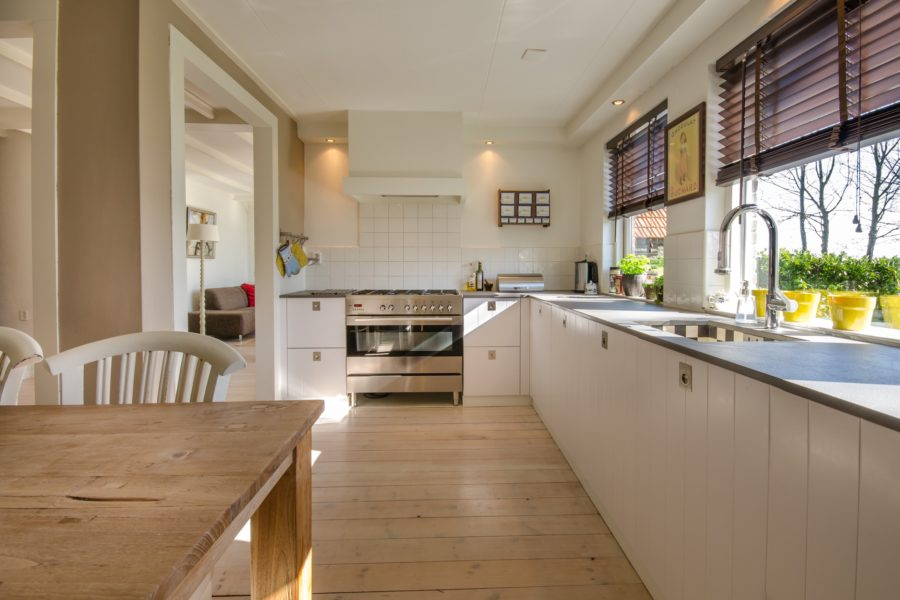 A Kitchen Design Layout Guide