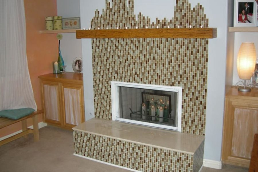 How to Make Your Fireplace Mantel Stand Out