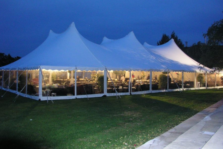 The party tent options you can choose