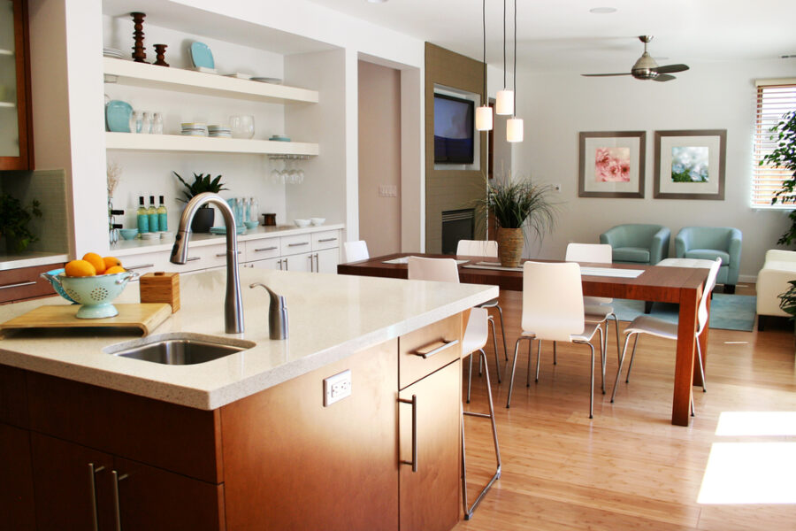 Home Remodeling: Turning Traditional Design into Contemporary