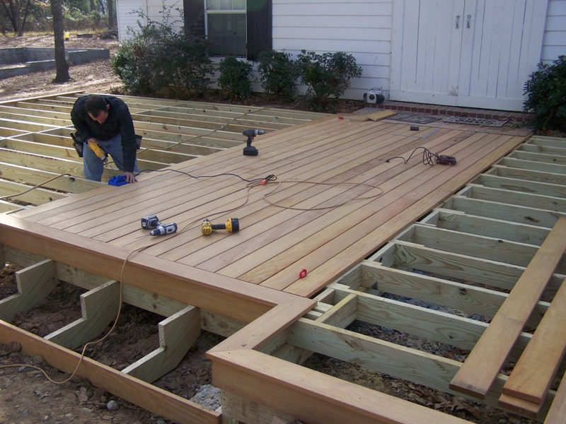 Tips For Building a New Deck