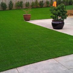 Benefits of Installing an Artificial Lawn