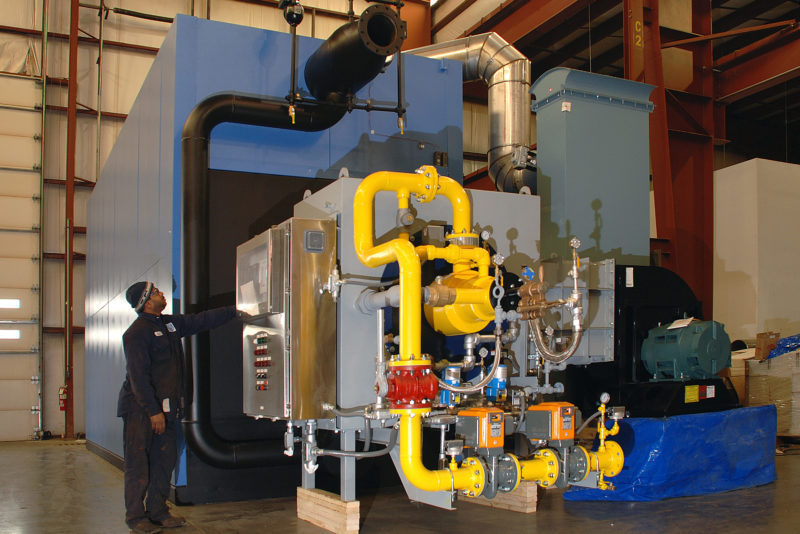 High Pressure Manufacturing Systems