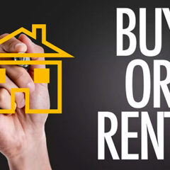 The Newlyweds' Guide to Deciding Whether to Rent or Buy a House